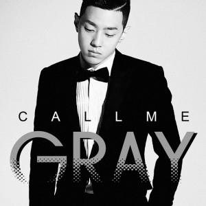 """Album art for Gray's album """"Call Me Gray"""""""