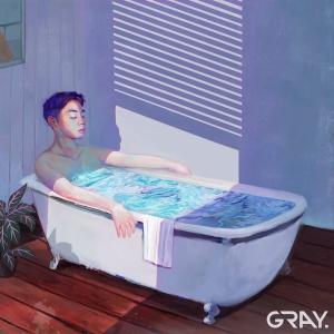 "Album art for Gray's album ""Grayground. 01"""