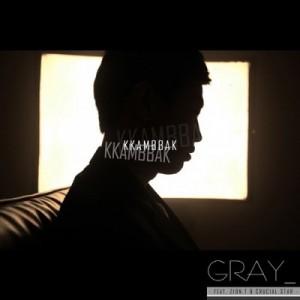 """Album art for Gray's album """"I Forgot"""""""