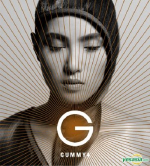 "Album art for Gummy's album ""Comfort"""