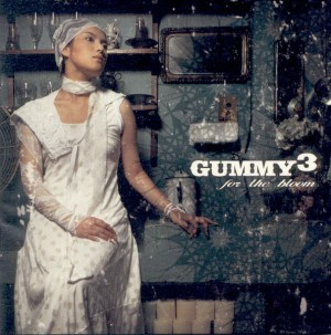 "Album art for Gummy's album ""For The Bloom"""