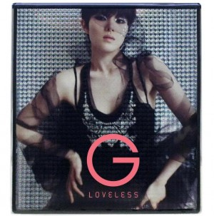"Album art for Gummy's album ""Loveless"""