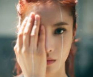 "Gummy's promotional picture for ""Stroke"""