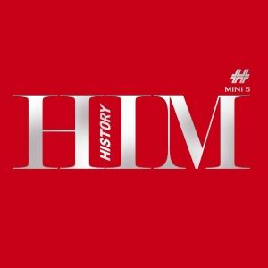 """Album art for History's album """"HIM"""""""