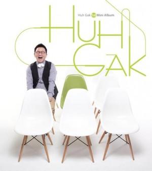 """Album art for Huh Gak's album """"As Always"""""""