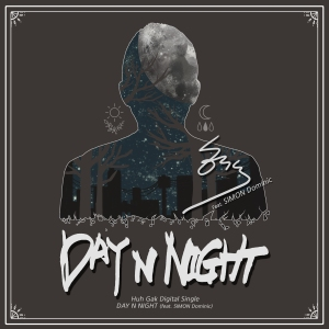 "Album art for Huh Gak's album ""Day N' Night"""