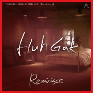 "Album art for Hug Gak's album ""Reminisce"""