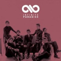 "Album art for Infinite's album ""Paradise"""