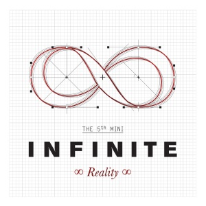 "Album art for Infinite's album ""Reality"""