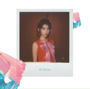 "Album art for IU's album ""Palette"""