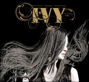 "Album art for IVY's album ""I Be"""