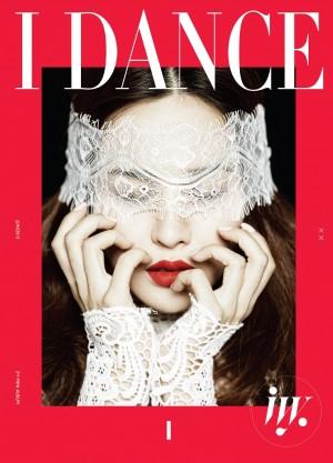 """Album art for IVY's album """"I Dance"""""""