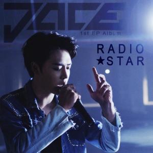 """Album art for JACE's album """"Radio Star"""""""