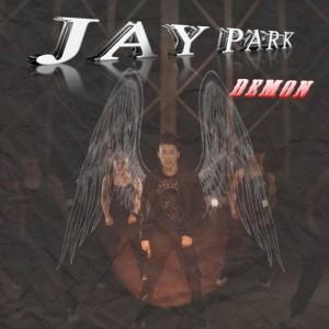 """Album art for Jay Park's album """"Demon"""""""