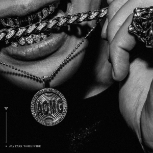 "Album art for Jay Park (Park Jaebum)'s album ""Worldwide"""