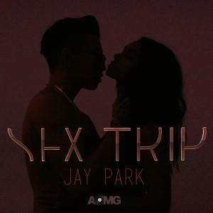 "Album art for Jay Park's album ""Sex Trip"""