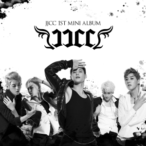 Album art for JJCC's 1st Mini Album