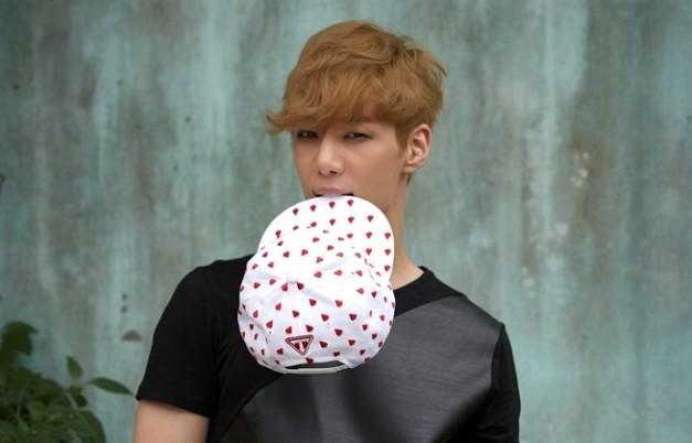 "Jjun's ""Jubilate"" promotional picture."