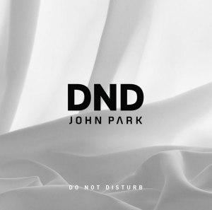 "Album art for John Park's album ""DND"""