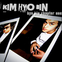 "Album art for Kim Hyo-Bin (Two Thousand Percent)'s album ""My Love Is Leaving"""