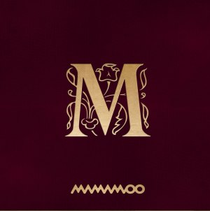 "Album art for MAMAMOO's album ""Memory"""