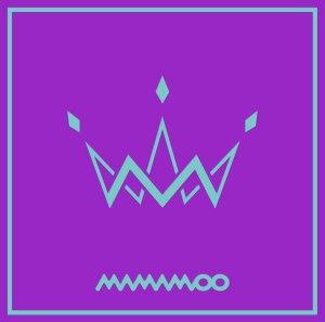 """Album art for MAMAMOO's album """"Purple"""""""