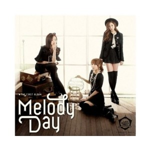 "Album art for Melody Day's album ""Another Parting"""