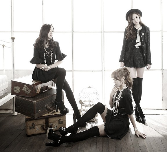 """Melody Day's """"Another Parting"""" promotional picture."""