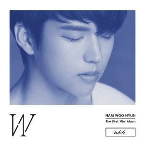 "Album art for Nam Woohyun's album ""Write"""