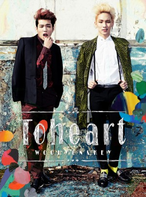 "Album art for Toheart's album ""Delicious"""