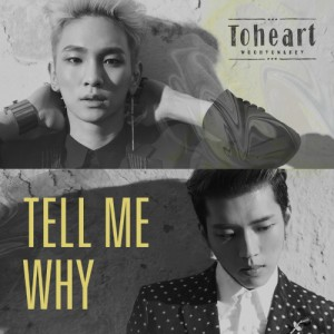 "Album art for Toheart's album ""Tell Me Why"""