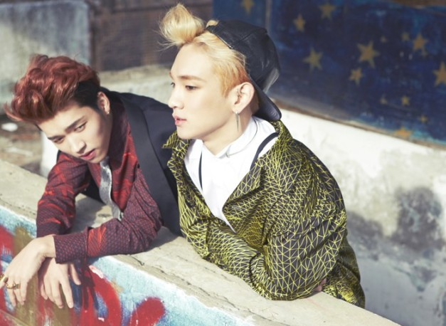 "Toheart's ""Delicious"" promotional picture."