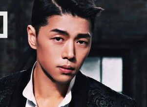 "Troy's Changwoo ""Green Light"" promotional picture."