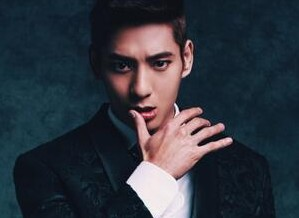 "Troy's Jaewoong ""Green Light"" promotional picture."