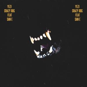 "Album art for Yezi (Fiestar)'s album ""Crazy Dog"""