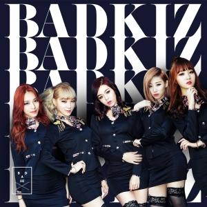 "Album art for Badkiz's album ""BABOMBA"""