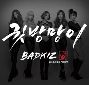 "Album art for Badkiz's ablum ""Ear Attack"""