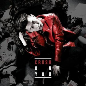 "Album art for Crush's album ""Crush On You"""