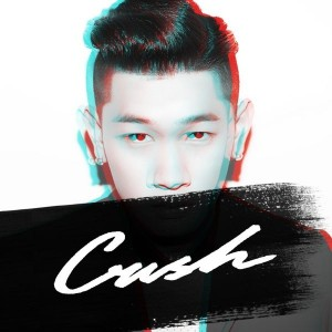 "Album art for Crush's album ""Sometimes"""