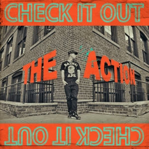 "Album art for D.Action's album ""Check It Out"""