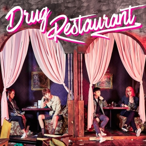 "Album art for Drug Restaurant's album ""Drug Restaurant"""
