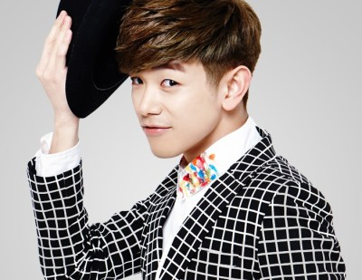 "Eric Nam's ""Ooh Ooh"" promotional picture."