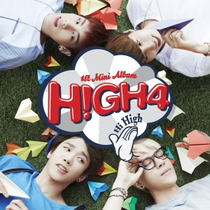 "Album art for High4's album ""Hi High"""