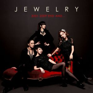 "Album art for Jewelry's album ""End And..."""
