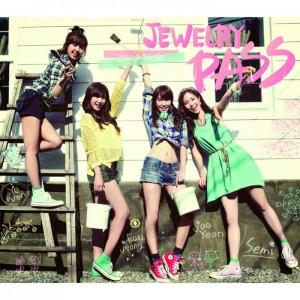 "Album art for Jewelry's album ""Pass"""