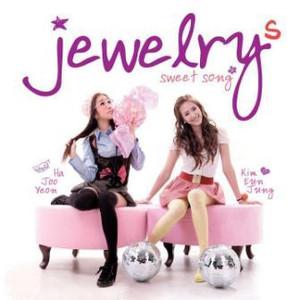 "Album art for Jewelry S's album ""Sweet Song"""