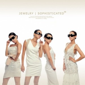 "Album art for Jewelry's album ""Sophisticated"""