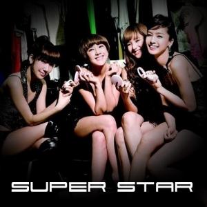 "Album art for Jewelry's album ""Super Star (single)"""