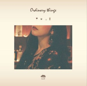 "Album art for Juniel's album ""Ordinary Things"""