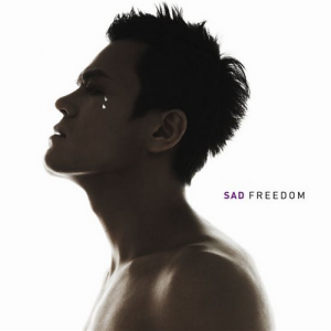 "Album art for JYP's album ""Sad Freedom"""